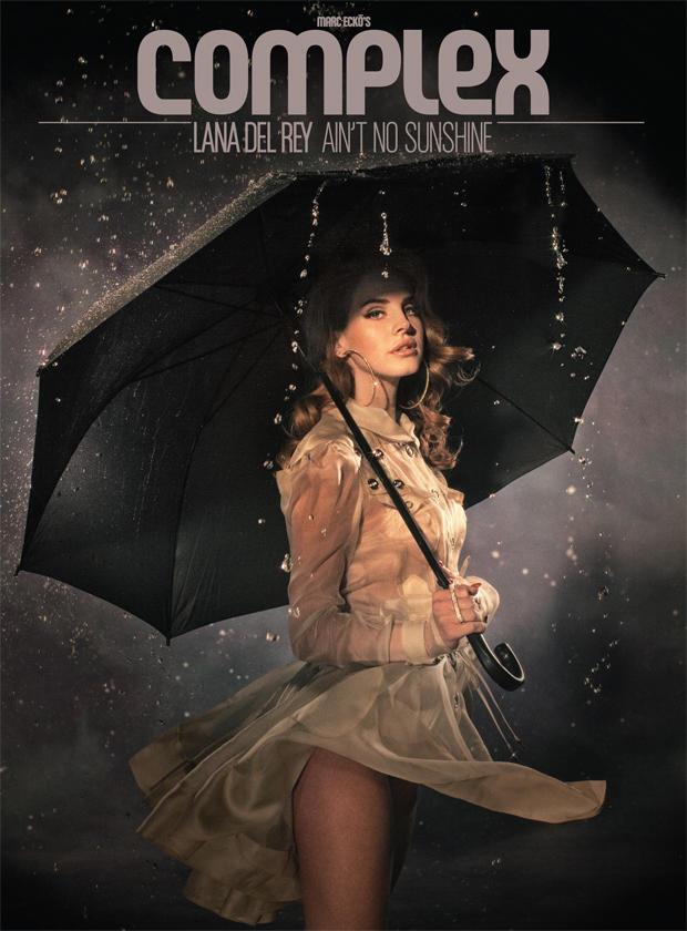 Lana Del Ray Complex Cover