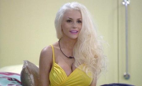 Courtney Stodden on Big Brother Eviction: Starving! All Grown Up!