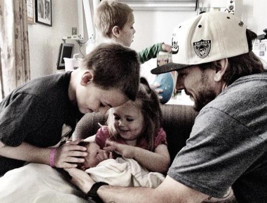 Kevin Federline Baby