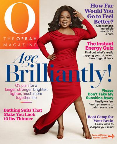 Oprah Winfrey Cover