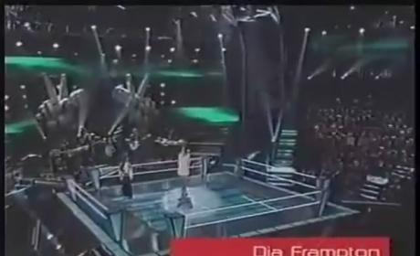 The Voice Battle Round - Dia Frampton vs. Serabee
