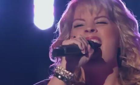 Holly Tucker vs. Luke Edgemon - The Voice Knockout Round