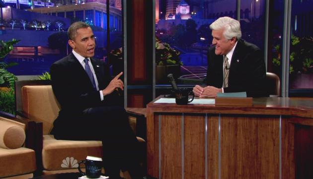 Barack and Jay
