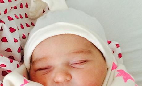 Molly Sims Baby