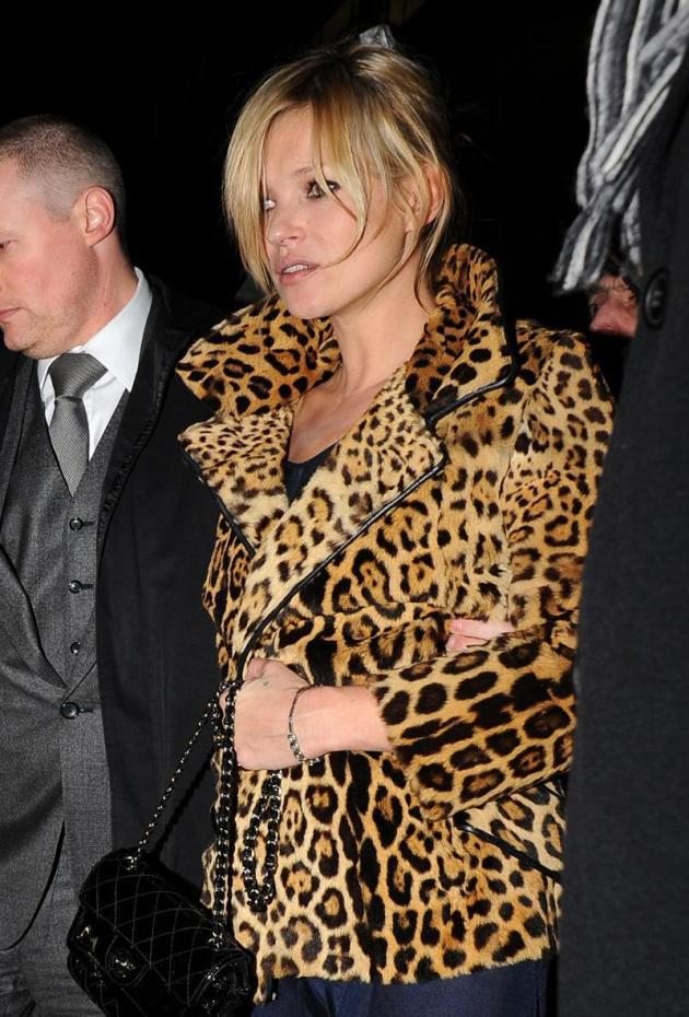 Stylish Kate Moss
