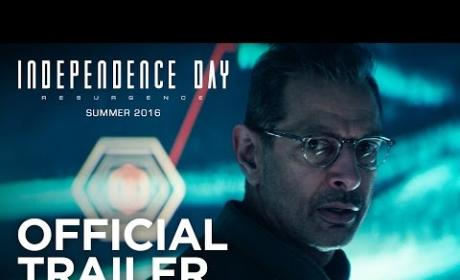 Independence Day Sequel: Watch the Trailer!!!