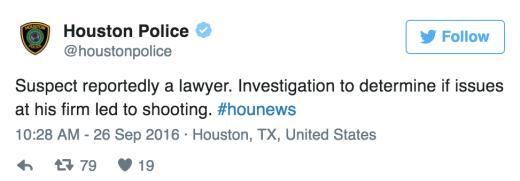 updated houston tweet