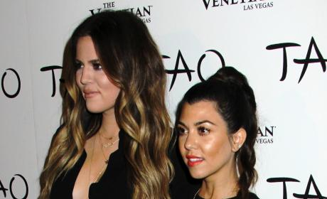 Kourtney and Khloe Get Burglarized: Who Did It?