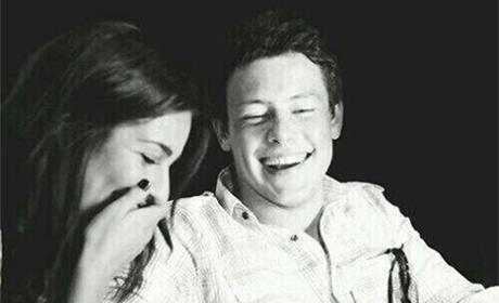 Cory Monteith Birthday Photo