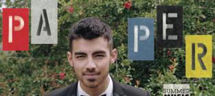 Joe Jonas is Growing Up