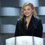 Chloe Grace Moretz: Topless, Hypocritical on Instagram