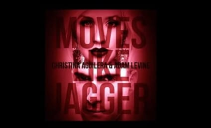 "First Listen: Christina Aguilera and Adam Levine Duet on ""Moves Like Jagger"""