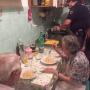 Police Cook Dinner for Elderly Roman Couple