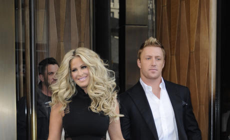 Did Kroy Biermann Cheat on Kim Zolciak?