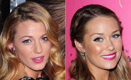 Style Showdown: Blake Lively vs. Lauren Conrad