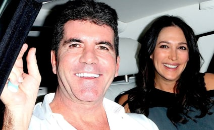 Lauren Silverman and Simon Cowell Welcome Baby Boy!
