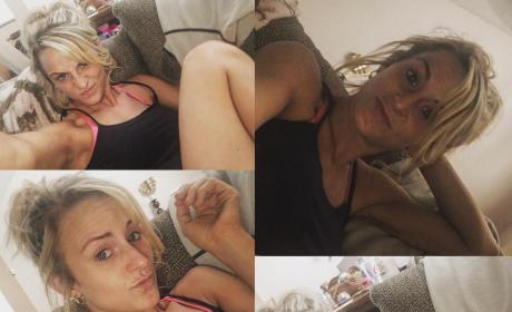 Leah Messer Shares Instagram While Packing Up Old House