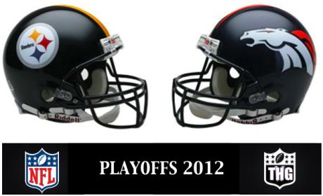 Tale of the NFL Playoff Tape: Denver Broncos vs. Pittsburgh Steelers