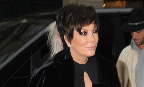 Kris Jenner: Afraid of Rob Kardashian Spilling Family Secrets?