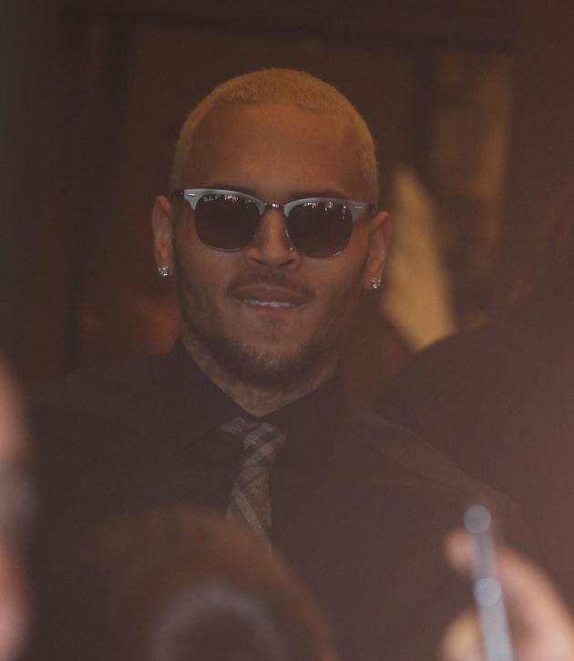 Chris Brown, Up Close