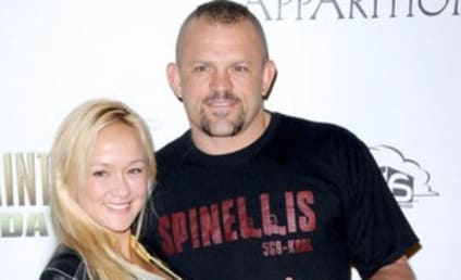 Chuck Liddell and Heidi Northcott: Engaged!