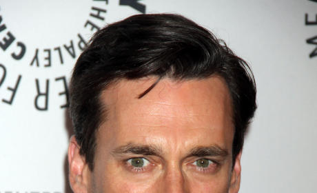 Handsome Jon Hamm