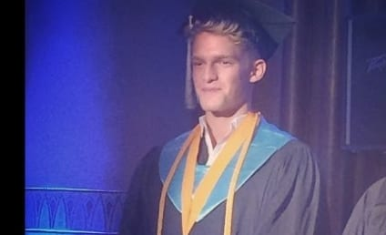 Cody Simpson Graduates at Top of High School Class
