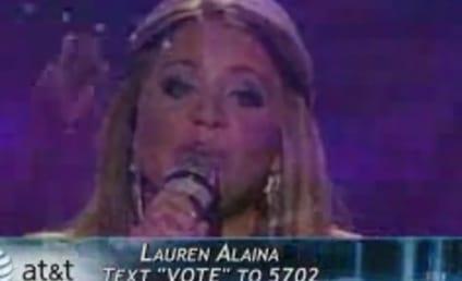 """Lauren Alaina's """"The Climb"""": Better Than Miley?"""