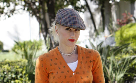 Gwen Stefani Hollas Back on Madonna, Kingston