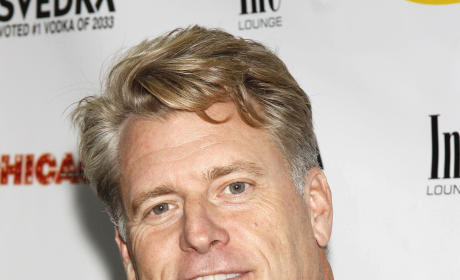 Joe Simpson Insists: I'm Not Gay!!!