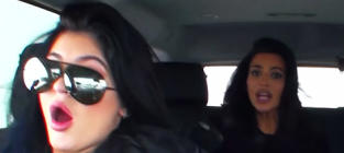 Keeping Up With the Kardashians Clip: LOOK OUT!