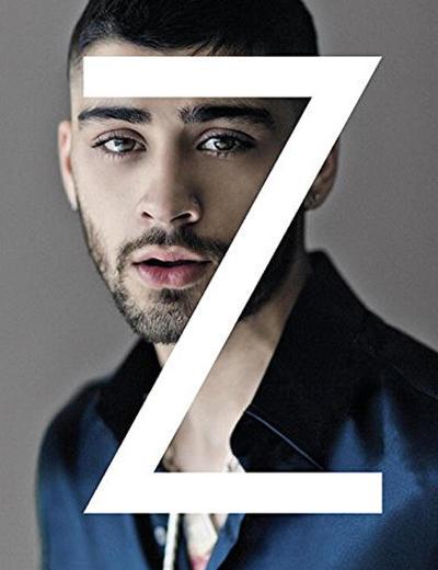 Zayn Book Cover
