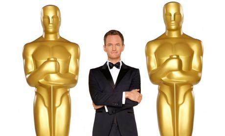 Grade Neil Patrick Harris as Oscars host.