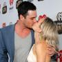 Ben Higgins and Lauren Bushnell Kiss