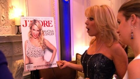 Ramona's Magazine Cover