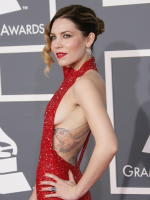 Skylar Grey at the Grammys