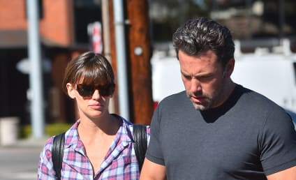 Ben Affleck & Jennifer Garner: Back Together on One-Year Anniversary of Split?!