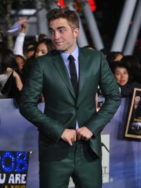 Robert Pattinson Premiere Image