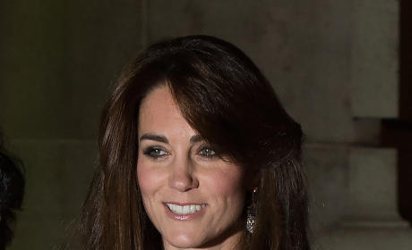 Kate Middleton: 100 Women in Hedge Funds Dinner