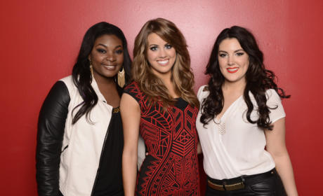 Amber, Kree and Angie