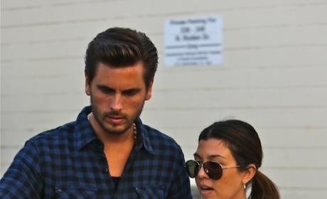 Scott and Kourtney Pic