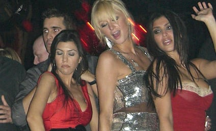 Kim Kardashian: Remember When I Was Paris Hilton's Sidekick?