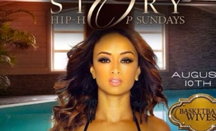 Draya Michele Bails on Club Gig Due to Gay Patrons; Basketball Wives Star Denies Report