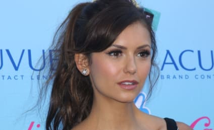 Nina Dobrev and Ian Somerhalder: So AWKWARD on The Vampire Diaries Set!