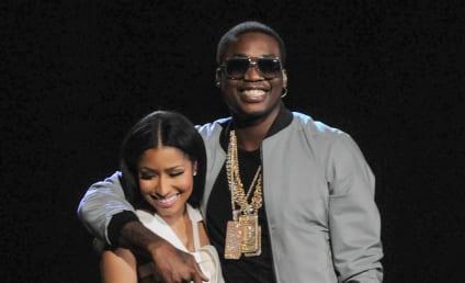 Nicki Minaj: Engaged to Meek Mill? See the Ring!