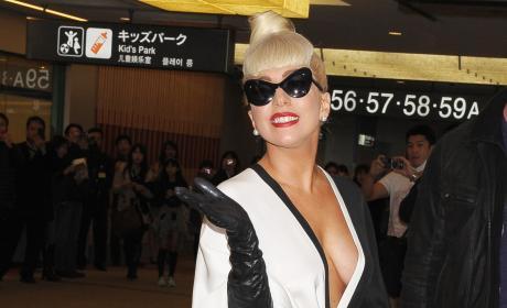 Gaga in Japan