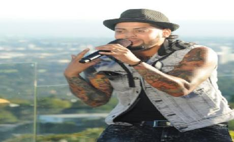 "David Correy Dominates ""Domino"" on The X Factor"