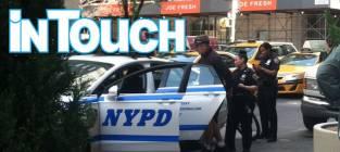 Alec Baldwin Arrest Photo