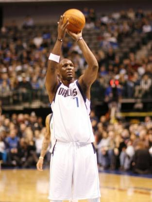 Lamar Odom on the Mavs