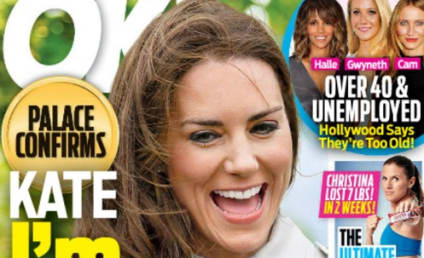 Kate Middleton: Pregnant With Twin Girls! One Will Be Named Diana!